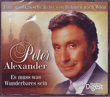 Peter Alexander - Es muss was wunderbares sein -   Reader's Digest  4 CD Box