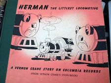 HERMAN THE LITTLEST LOCOMOTIVE. TWO RECORD COLLECTION 78's