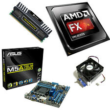 AMD FX 6300 Six Core 4.10GHz 4GB ASUS M5A78LM-USB3 Motherboard Bundle