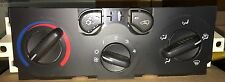 GM Original Equipment Heating and Air Conditioning Control Panel