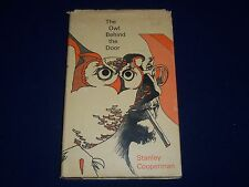 1968 THE OWL BEHIND THE DOOR BY STANLEY COOPERMAN BOOK - KD 2919L