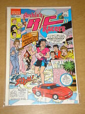 ARCHIES RC RACERS #2 NM (9.4) ARCHIE SERIES COMICS NOVEMBER 1989