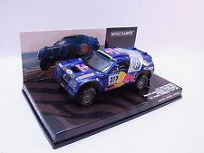 Lot 26220   Minichamps 436055317 vw race touareg Dakar 2005 voiture miniature 1:43 OVP