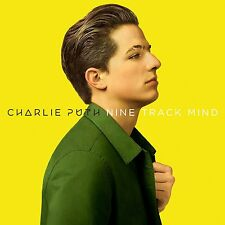 Nine Track Mind - Charlie Puth CD Sealed New ! 2016 !