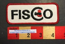 FISCO Fire Safety Corp. Patch Wholesale Supplier Dept. ROCHESTER MN 57A