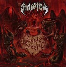 SINISTER Dark Memorials CD ( 200908 )