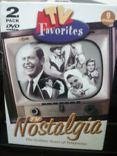 TV Nostalgia Two Pack: Ten Episodes (DVD, 2002) WORLDWIDE SHIP!