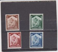Germany 448-451 MNH