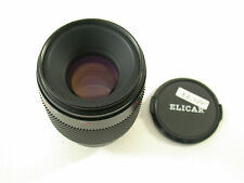 ELICAR Canon FD 1:1 Macro 2,5/90 90 90mm F 2,5 V-HQ Makro adapt. MFT NEX /17