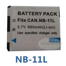 NB-11L Battery Pack for Canon IXUS 275 HS 165 HS 170 160 PowerShot SX410 HS