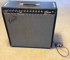 Fender '65 Super Reverb Electric Guitar 4x10 Combo Amplifier, Excellent Shape!