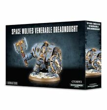Warhammer 40k Space Wolves Space Wolves Venerable Dreadnought  NIB