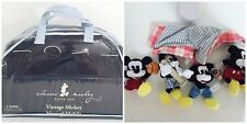 "Disney Classic Mickey ""Vintage"" Sports Musical Mobile for Baby with Valance"