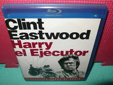 HARRY EL EJECUTOR - CLINT EASTWOOD  - BLU-RAY -