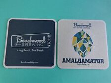 Beer Coaster    Award Winning BEACHWOOD BBQ & Brewery Amalgamator India Pale Ale
