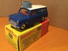 Dinky Toys 273 Mini Minor Van RAC Road Service diecast VNMIB