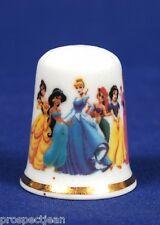 Princesses China Thimble B/92