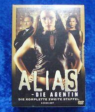 Alias - Die Agentin Die komplette zweite Staffel, DVD Box Season 2
