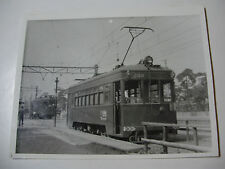 JAP292 - NANKAI ELECTRIC RAILWAYS Co - OSAKA - TRAM - TRAIN No239 PHOTO Japan