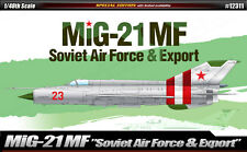 1/48 MIG-21MF Soviet Air Force & Export #12311 SPECIAL EDITION ACADEMY
