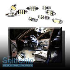 SMD LED Innenraumbeleuchtung Komplettset für Mercedes CLK W208 - Xenon Weiß