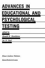 Advances in Educational and Psychological Testing: Theory and Applications (Eva