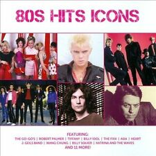 Various Artists: ICON - 80's Hits [2 CD]  Audio CD