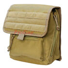 COYOTE TAN Molle Tactical Large Binocular Pouch Utility Storage Camera Pouches