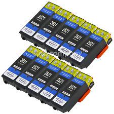 10x black xl encre Cartouches pour Epson xp510 xp520 xp600 xp605 xp610 xp615 xp620