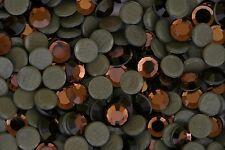 Swarovski 2012  Smoke Topaz  Iron-on, Hot-fix  Rhinestones 1440 pieces  6ss