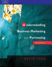 Understanding Business Marketing and Purchasing,GOOD Book