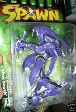 RARE MANGA SPAWN SERIES FIGURE CYBER TOOTH MOC