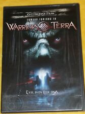 Warriors Of Terra (Widescreen DVD, 2006) Edward Furlong *NEW* SHIPS FAST Mon-Sat