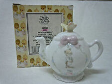 Precious Moments Enesco May Monthly Teapot