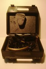 CASSENS & PLATH Marine Sextant - No. 36657  -  Made in GERMANY