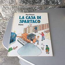 1980# VINTAGE PIERO VENTURA PANTON# LA CASA  DI SPARTACO