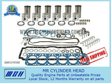Toyota Landcruiser Coaster 12HT Full Engine Rebuild Kit + Sleeves HJ61 HB31 TD