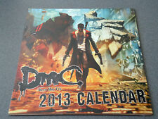 Devil May Cry 2013 Calendar   NEW