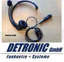 Kopfbügel - Headset einseitig für Motorola DP2400,DP2600,MTP3200,MTP3250,DP3441