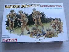 Dragon 6212 British Infantry Normandy 1944 1:35 Kombiversand möglich