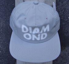 Diamond supply co Gray Hben Nylon Mens Hat Strap Snapback HTDMD-379