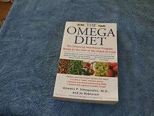 The Omega Diet : The Lifesaving Nutritional Program Based on the Best of the...
