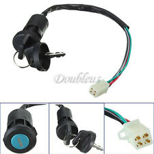 Motorcycle Ignition Switch Lock Key Dirt Bike Chinese ATV GO KART MOPED SCOOTER