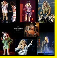 ★★ BEYONCE MRS CARTER NEW CONCERT TOUR 2014 LIVE 1300 + PHOTOS SET 5+6 CD ★★