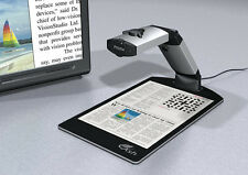 Prisma - Color Portable Video Magnifier for Low Vision, Desktop, Office, Magnify