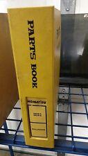 Komatsu D41E-6 D41P-6 PARTS MANUAL BOOK  BULLDOZER