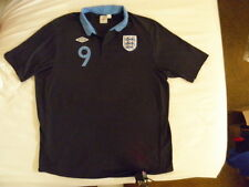 Umbro Jermain Defoe England English Authentic Jersey vintage 56 3XL Tottenham