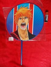 "NEW! BLEACH UCHIWA FAN / Length 15""  39cm MANGA UK DESPATCH RARE"