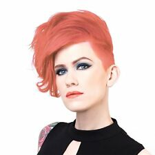 Sparks Long Lasting Bright Hair Color Dye Ash Coloring Permanent Pink- Rose Gold