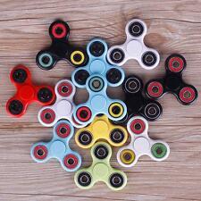 Hot Hand Spinner Tri Fidget Steel Ball Desk Toy EDC Stocking Stuffer Kids/Adult